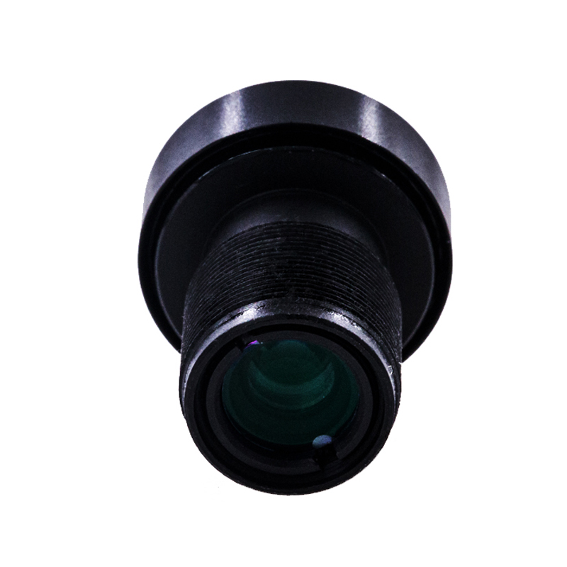 12mp 1/2.3 3.8mm no distortion M12 mount lens industrial prospecting lens