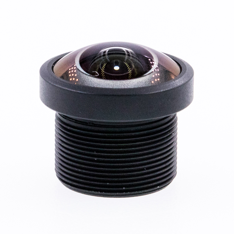0.94mm F2.4 8mp 210D M12 Fisheye Lens Panoramic 360 VR Action Camera Sport DV Lens
